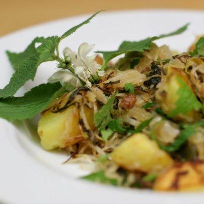 Wildes Sauerkraut
