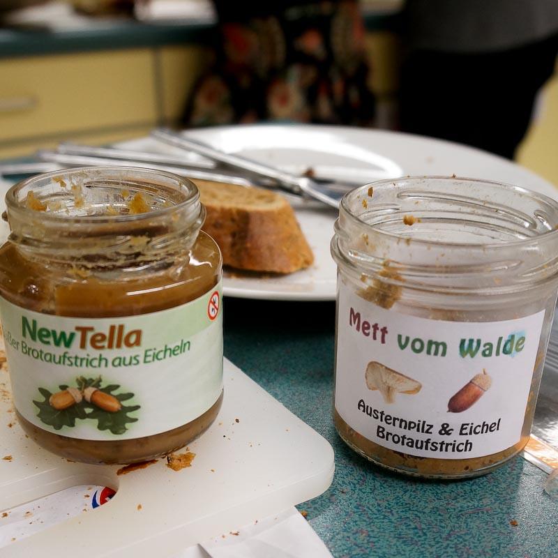 NewTella und Mett vom Walde