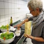 Marinade für den Lindenblättersalat