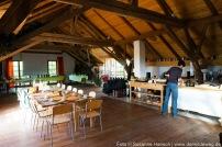 Küche und Seminarraum