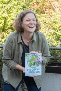 """Susanne Hansch und """"Der Giersch muss weg!"""""""